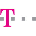 Logo of T Mobile US