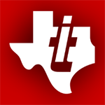 Logo of Texas Instruments