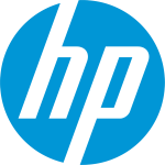 Logo of HP